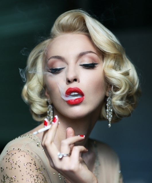 Vintage Hairstyles Ideas To Look Timeless Beauty   Vintage .