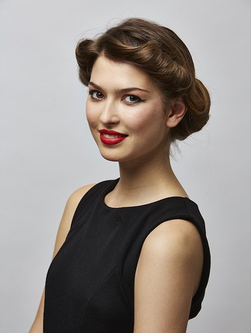 75 Popular Vintage Hairstyles that You Can Do Yourse