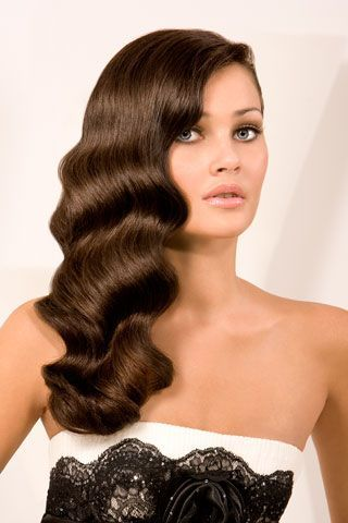 How to Do Finger Waves: A Curly Style for Long or Short Hair .