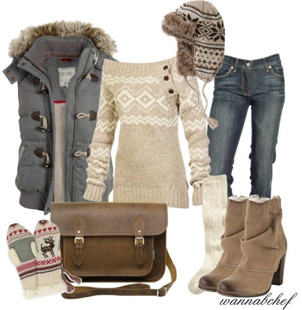 25 Cute Winter Outfit Ideas for 2020 - Outfits for Winter | Cute .