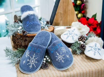 DIY WINTER SLIPPERS - Orly Shani is keeping your feet warm with .