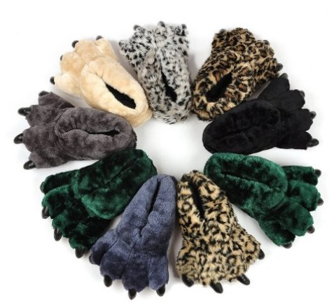 Warm Slippers for Your Family in This   Winter