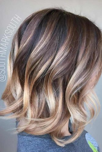 18 GORGEOUS WAVY BOB HAIRSTYLES FOR ANY OCCASION - Hairs.Lond