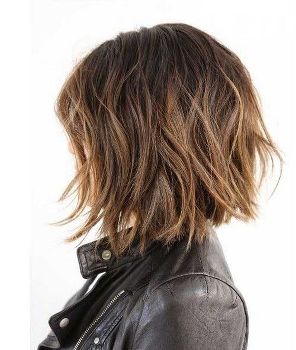 20+ Wavy Bob Hairstyles for Short & Medium Length Hair .