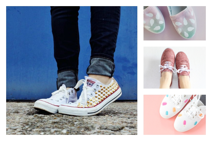Ways for You to Makeover the Sneakers