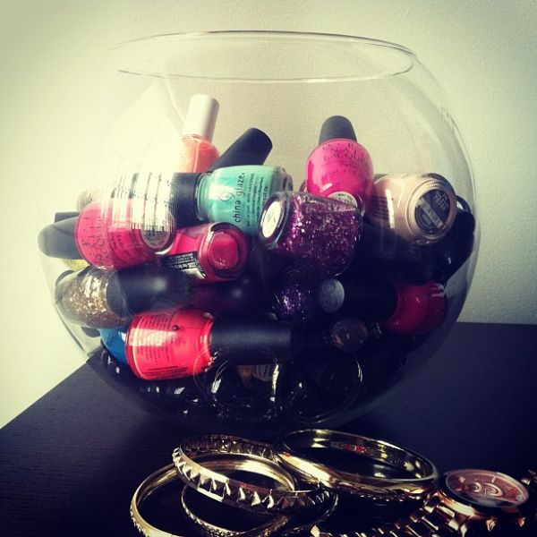 How To Store Nail Polish Collection – Papillon Day S