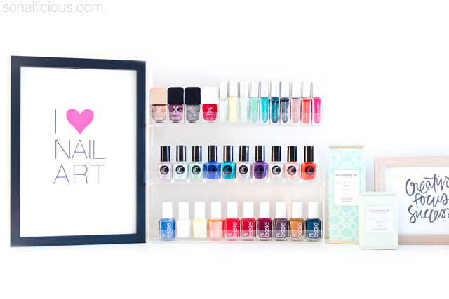 How To Store Nail Polish: 6 Do's and Don'