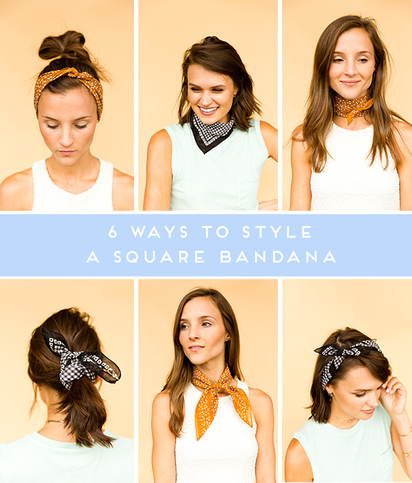 Ways to Style Your Ponytail