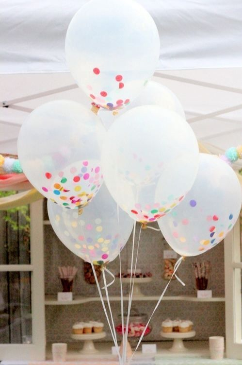 10 Creative Ways to Use Balloons at Your Party | Teacups and Truc