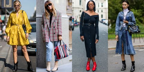 How to Wear Ankle Boots - Ankle Boot Outfit Ideas for Fall and Wint
