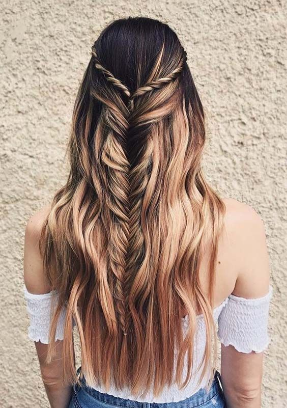 25 Different Ways to Wear Braids for a Fuss-Free Summer | Braided .