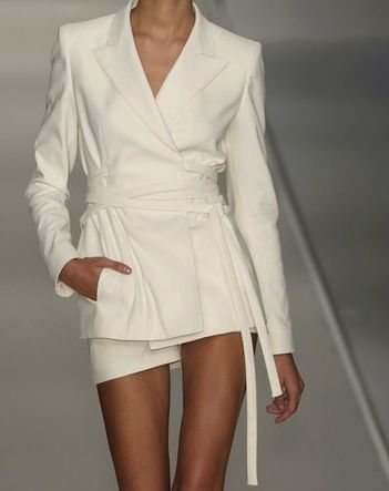 Max Mara | Fashion, White fashion, White outfi