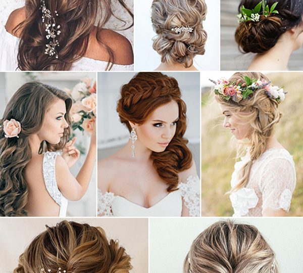 15 Most Elegant And Beautiful Wedding Hairstyles For 20
