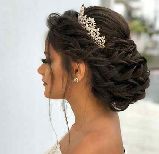 Beautiful Bridal Hairstyles For Your Big Day - Wedding Hairstyles 20