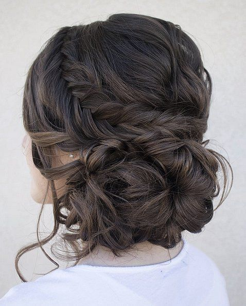 40 Fall Wedding Hair Ideas That Are Positively Swoon-Worthy | Hair .