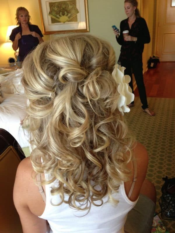 Take a look at the best wedding hairstyles medium length in the .