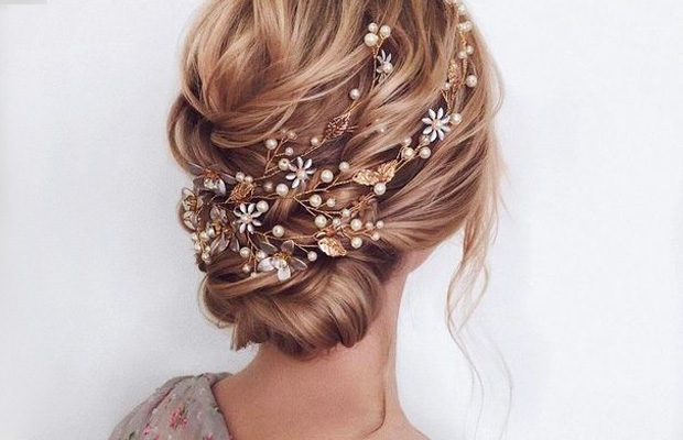 Wedding Hairstyles For Short Hair - Hair Extensions Blog | Hair .