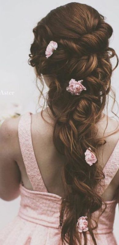 81+ Beautiful Wedding Hairstyles for Elegant Brides in 2020 | Pout