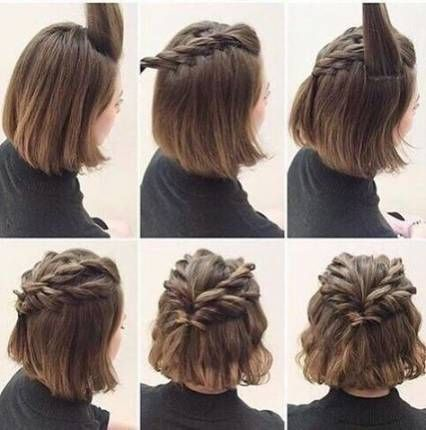 31 Trendy Wedding Hairstyles Half Up Half Down Braid Side (With .