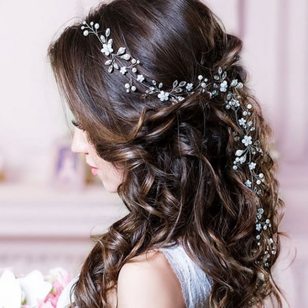 Wedding Hair Accessories: Bridal Hair Accessory Ideas | Wedding Ide