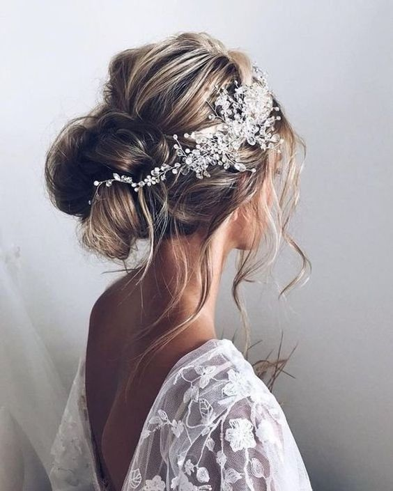 30+ MOST POPULAR WEDDING HAIR ACCESSORIES FOR 2019 – wedtren