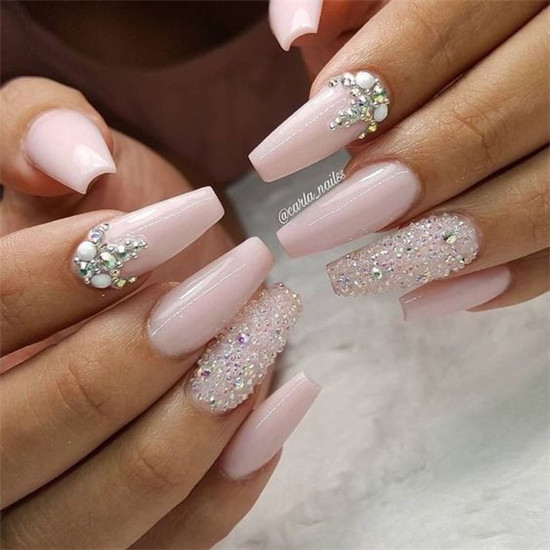 Amazing Fall Wedding Nails Ideas For Bride - Nail Art Conne