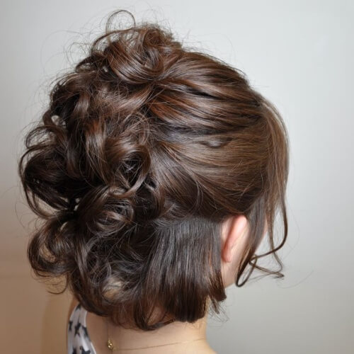50 Superb Wedding Looks to Try if You Have Short Hair | Hair .