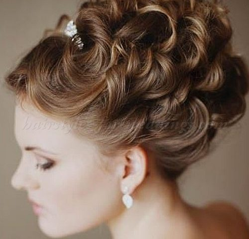 Curly Wedding Hairstyles For Women | Hairsty