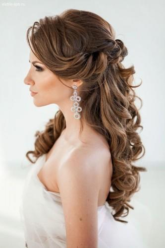 Essential Guide to Wedding Hairstyles For Long Hair | Wedding Forwa