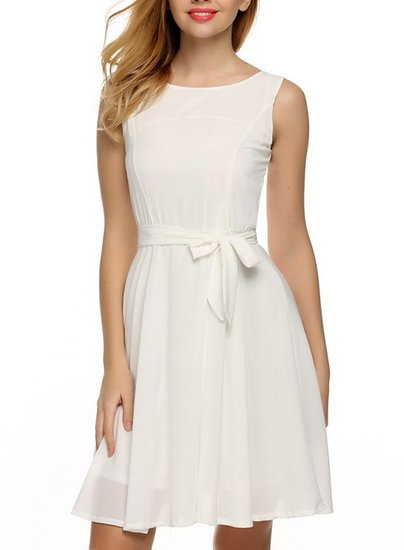 13 Great White Dresses To Wear Before Labor Day - FlawlessE