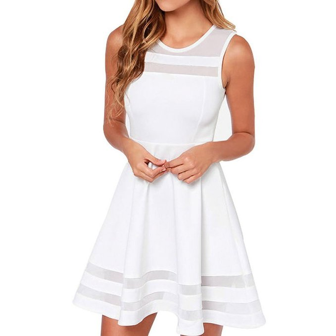 White Dresses To Wear Before Labor Day