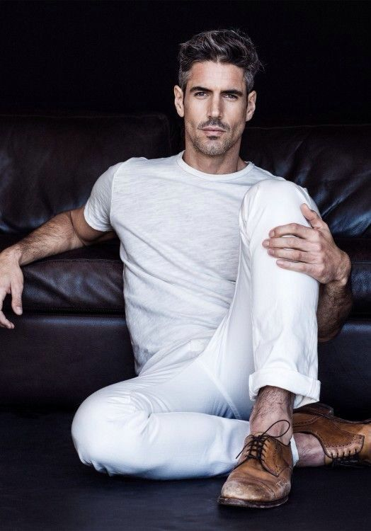 All White Outfits to Wear Before Labor Day | White outfit for men .