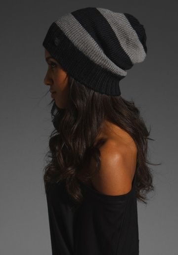 20 Winter Hair Looks with Hats You Must Adore | Winter haar .