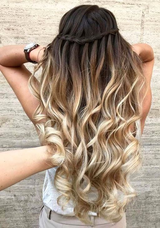 50 Wonderful Everyday Hairstyle Ideas | Hairstyles in 2019 .