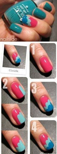 12 Wonderful Nail Art Tutorials for All Ages | Trendy nai