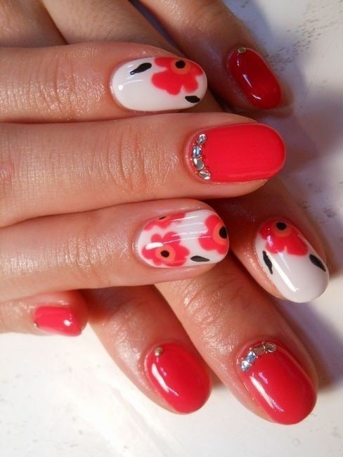 17 Wonderful Nails You Have to Try This Season - Pretty Desig