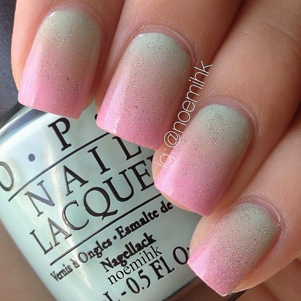 17 Wonderful Nails You Have to Try This Season | Spring nails .