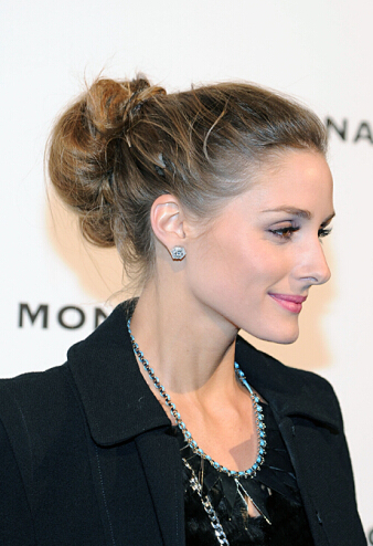 Wonderfully-Chic Olivia Palermo   Hairstyles