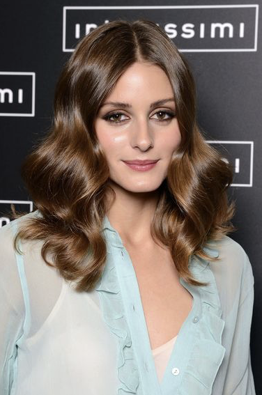 Pin by Ceecee on Celebrity Hairstyles | Olivia palermo hair .