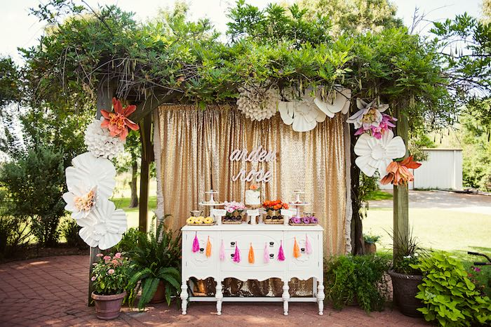 Garden Party Ideas | Garden ideas and garden desi