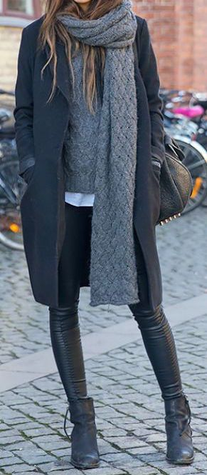 16 Amazing Winter Outfit Ideas You'll Love – High