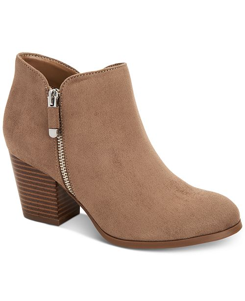 Style & Co Masrinaa Ankle Booties, Created for Macy's & Reviews .