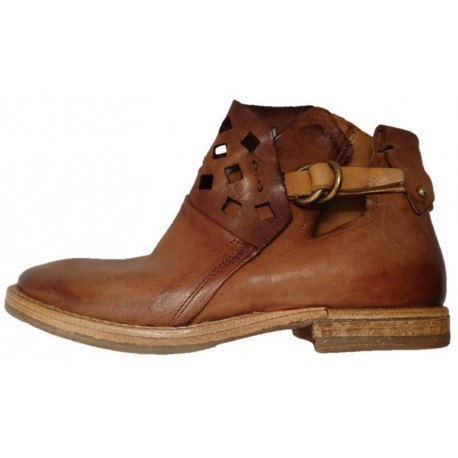 Womens bown leather ankle boots | Italian brand Airstep AS