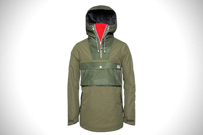 12 Best Anorak Jackets For Men | HiConsumpti