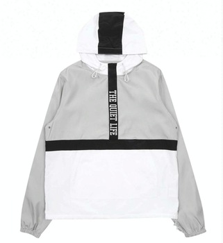 Custom Embroidered Anoraks Ski Windbreaker For Men Women - Buy .