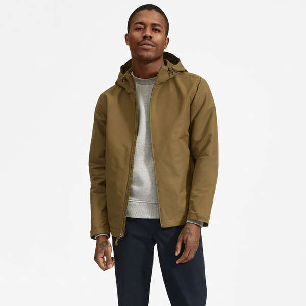 10 Best Men's Anorak Jackets | Rank & Sty