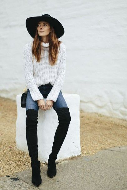 Sweater - Wheretoget | Popular fall outfits, Winter fashion, Fashi