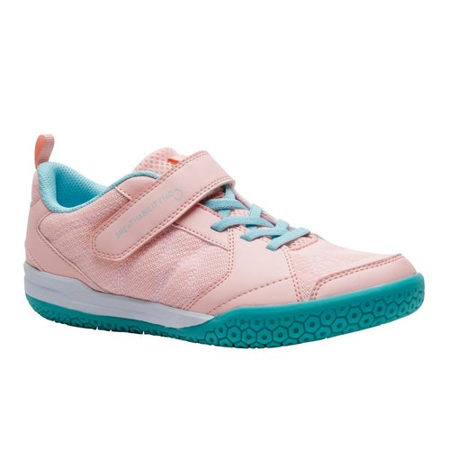 Perfly BS 160 Pink Girl Badminton Shoes, Size: 5.5-12 (UK), Rs .