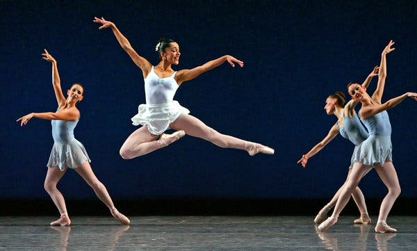 U.S. Ballerinas Redefine an Art, but What About History? - The New .
