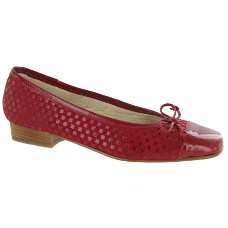 RIVA ANDROS SUEDE Ladies Ballerinas / Womens/Ladies Slip-on Shoes .